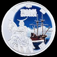 地方自治法施行60周年記念コイン1000円銀貨宮城県