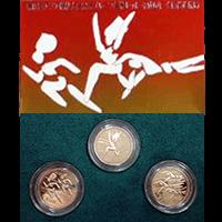 第12回アジア競技大会記念プルーフ貨幣セット