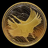 皇太子殿下御成婚記念硬貨(5万円金貨)