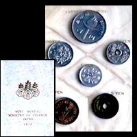 札幌五輪記念硬貨ミントセット(貨幣セット)