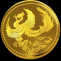 天皇陛下御在位10年記念硬貨10000円金貨