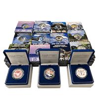 地方自治記念硬貨をはじめ貨幣セット50点