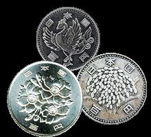 各種100円硬貨