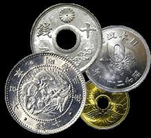 10銭硬貨の状態の定義とは