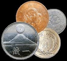 1銭硬貨の状態の定義とは
