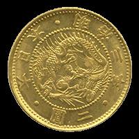 旧2円金貨(縮小)