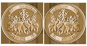 エラー硬貨について