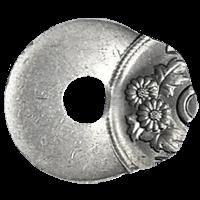 エラー50円硬貨「印刷ズレエラー硬貨」